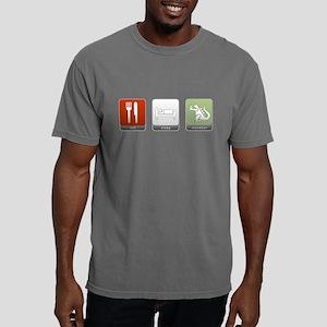 Eat, Sleep, Monster Mens Comfort Colors Shirt