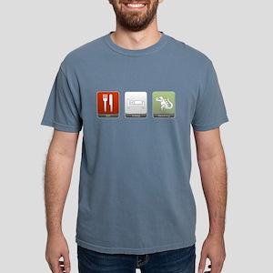 Eat, Sleep, Destroy Mens Comfort Colors Shirt