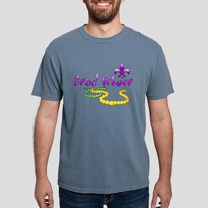 Mardi Gras Bead Whore Mens Comfort Colors Shirt