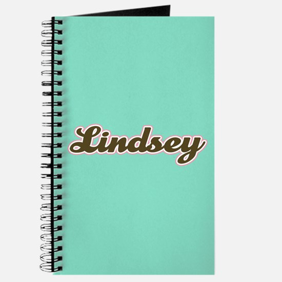 Lindsey Aqua Journal