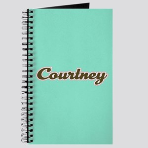 Courtney Aqua Journal