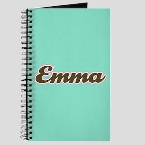Emma Aqua Journal
