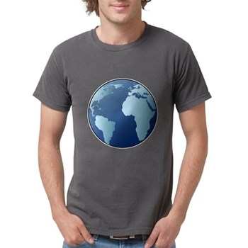 Blue Planet Mens Comfort Colors Shirt