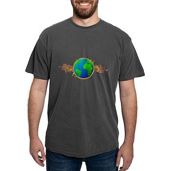Blooming Earth Mens Comfort Colors Shirt
