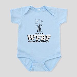 WFBF Fernandina Beach Vintage Body Suit