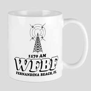 WFBF Fernandina Beach Vintage Mugs