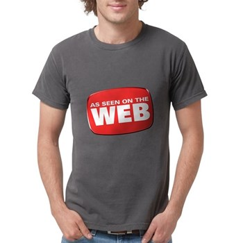 As Seen on the Web Mens Comfort Colors Shirt