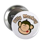 Silly Monkey Button