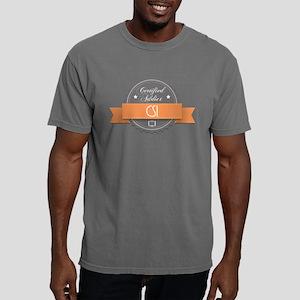 Certified Addict: CSI Mens Comfort Colors Shirt