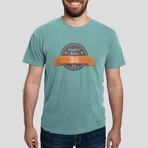 Certified Addict: Taxi Mens Comfort Colors Shirt