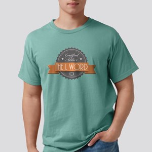 Certified Addict: The L Word Mens Comfort Colors S