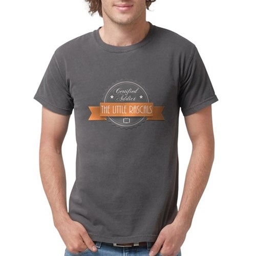 Certified Addict: The Little Mens Comfort Colors S
