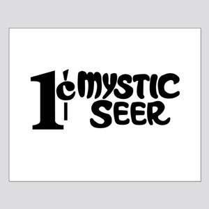 Twilight Zone - Mystic Seer Small Poster