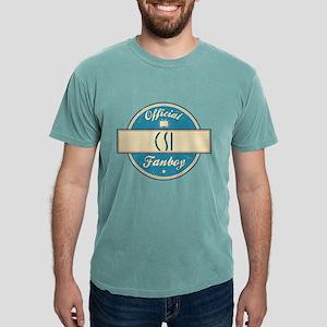 Official CSI Fanboy Mens Comfort Colors Shirt