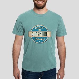 Official Gunsmoke Fanboy Mens Comfort Colors Shirt