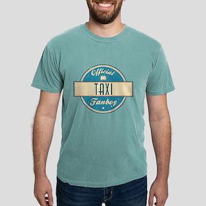 Official Taxi Fanboy Mens Comfort Colors Shirt