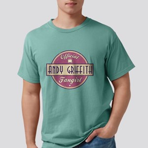 Official Andy Griffith Fangir Mens Comfort Colors