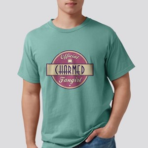 Official Charmed Fangirl Mens Comfort Colors Shirt