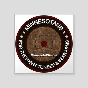 MNRKBA window sticker Sticker