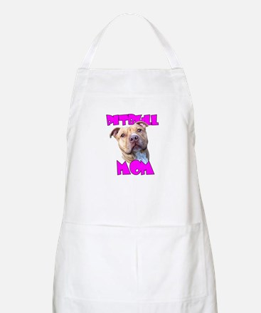 Pitbull Mom Apron