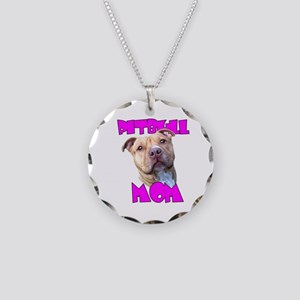 Pitbull Mom Necklace