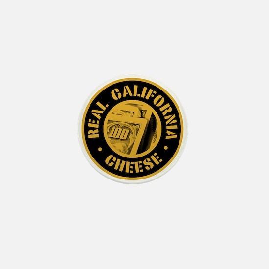 Real California Cheese Mini Button