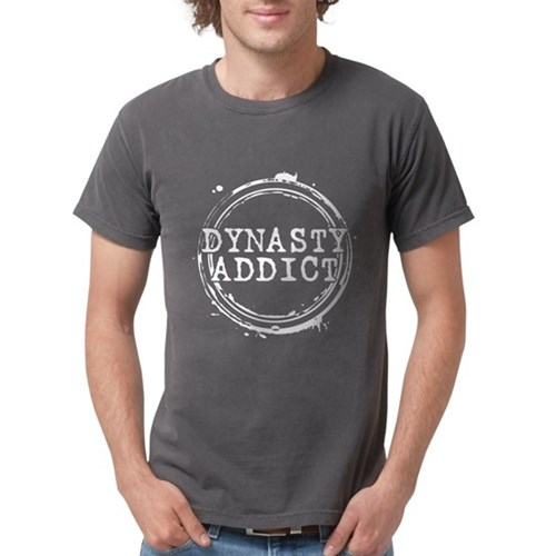 Dynasty Addict Mens Comfort Colors Shirt