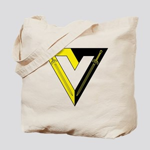 Voluntary Resistance Logo Tote Bag