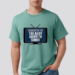 Addicted to the Andy Griffith Mens Comfort Colors