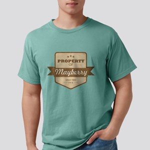Property of Mayberry Mens Comfort Colors Shirt