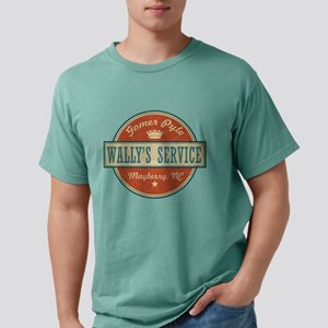 Wally's Service - Gomer Pyle Mens Comfort Colors S