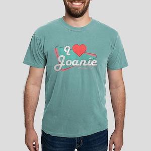 I Heart Joanie Mens Comfort Colors Shirt