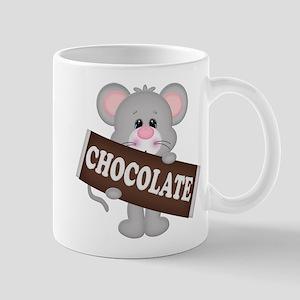 Chocolate Mouse Mug