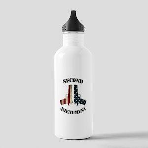 Second Amendment Water Bottle