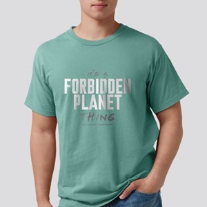 It's a Forbidden Planet Thing Mens Comfort Colors