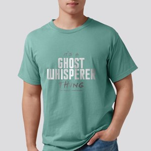 It's a Ghost Whisperer Thing Mens Comfort Colors S