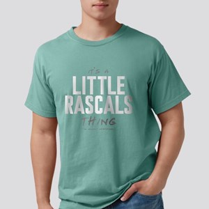 It's a Little Rascals Thing Mens Comfort Colors Sh