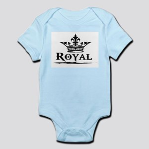 Royal Crown Body Suit