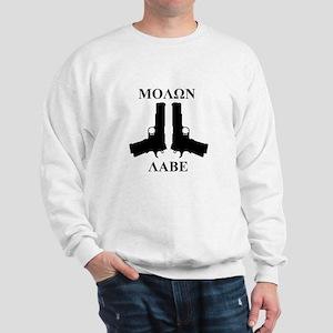 Molon Labe (Come and Take Them) Sweatshirt