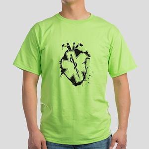 star of life heart T-Shirt