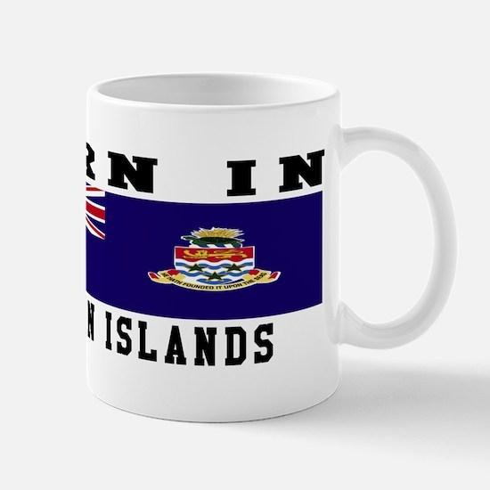 Born In Cayman Islands Mug