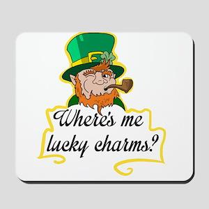 Lucky Charms Mousepad