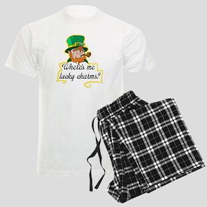Lucky Charms Men's Light Pajamas