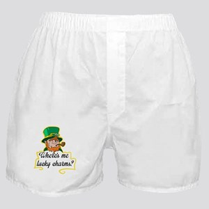 Lucky Charms Boxer Shorts