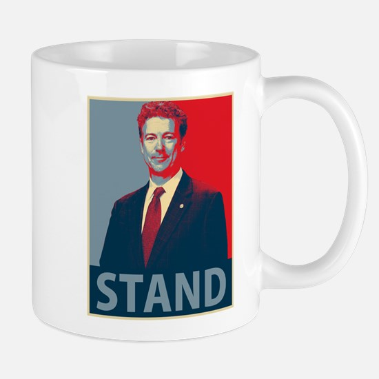 Stand With Rand Mugs