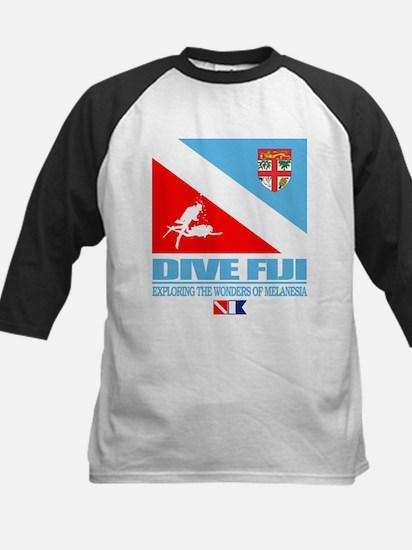 Dive Fiji Baseball Jersey