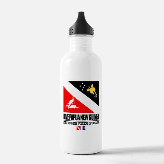 Dive Papua New Guinea Water Bottle