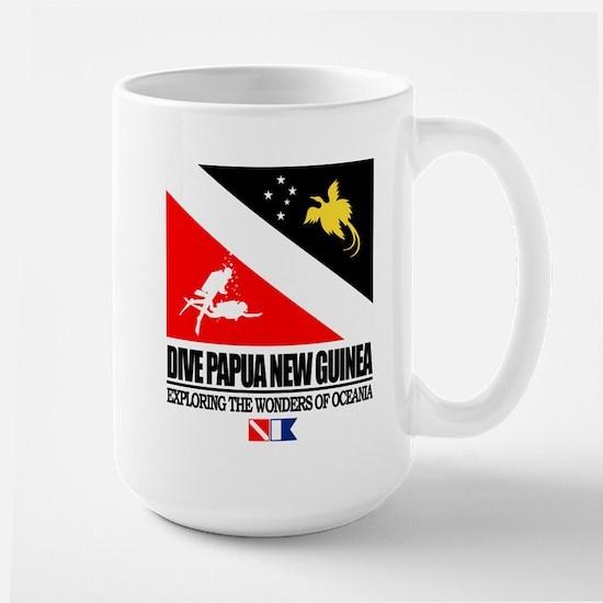 Dive Papua New Guinea Mug