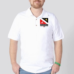 Dive Papua New Guinea Golf Shirt