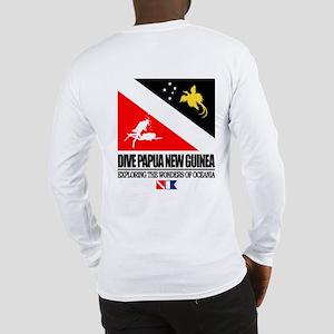 Dive Papua New Guinea Long Sleeve T-Shirt